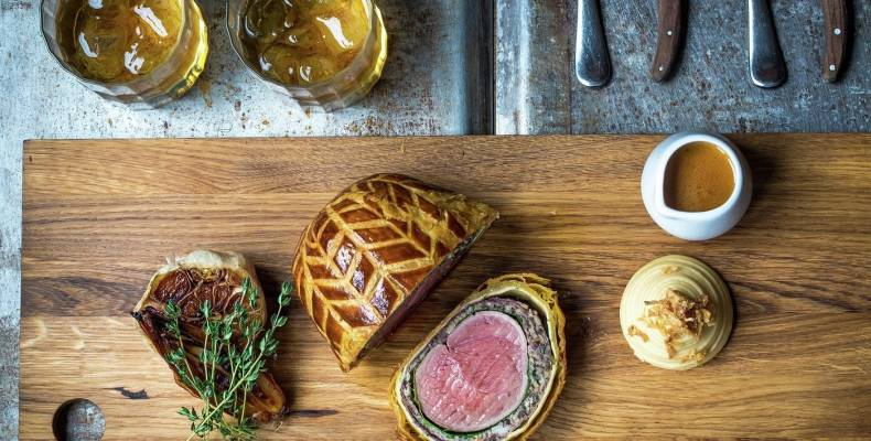 beef wellington recipe gordon