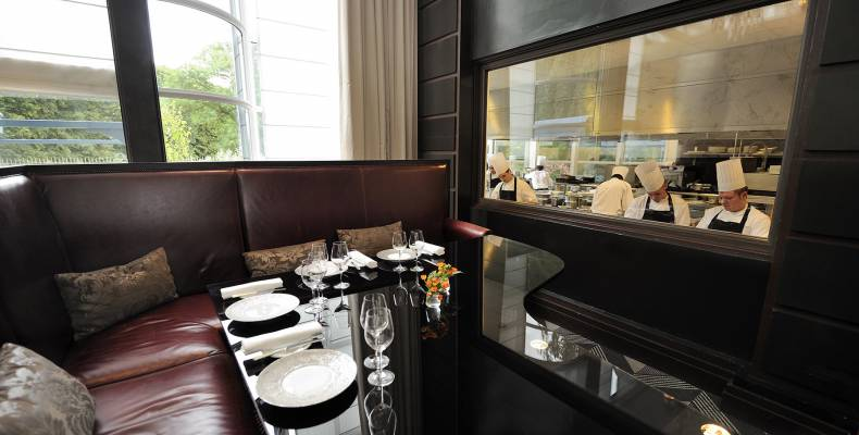 chefs table au trianon