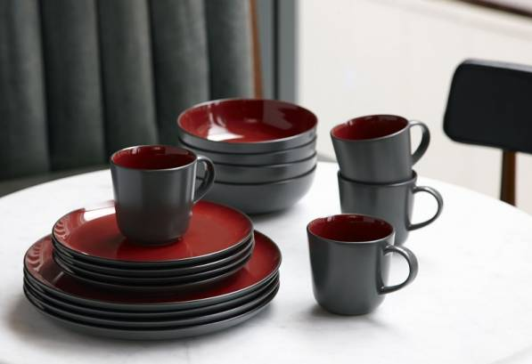 GR BS Dark Red LS 11 lr & Gordon Ramsay Launches Bread Street Kitchen Dark Red Royal Doulton ...