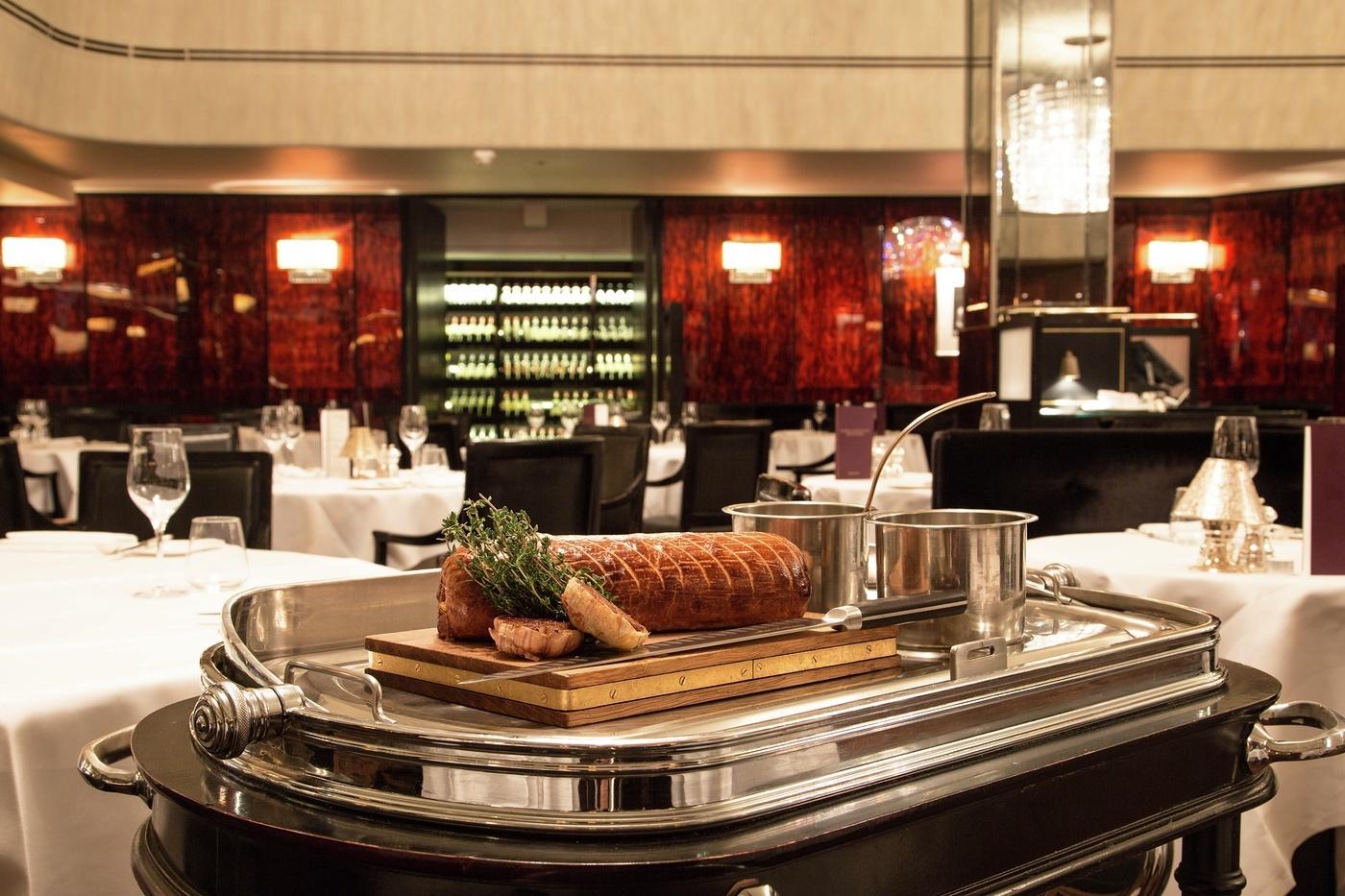 Taste Of Savoy Grill Experience Gift Voucher Gordon
