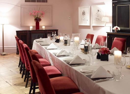 Private Dining Events
